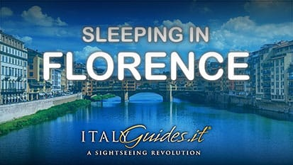 Florence travel guide and tips - Where to stay in Florence?
