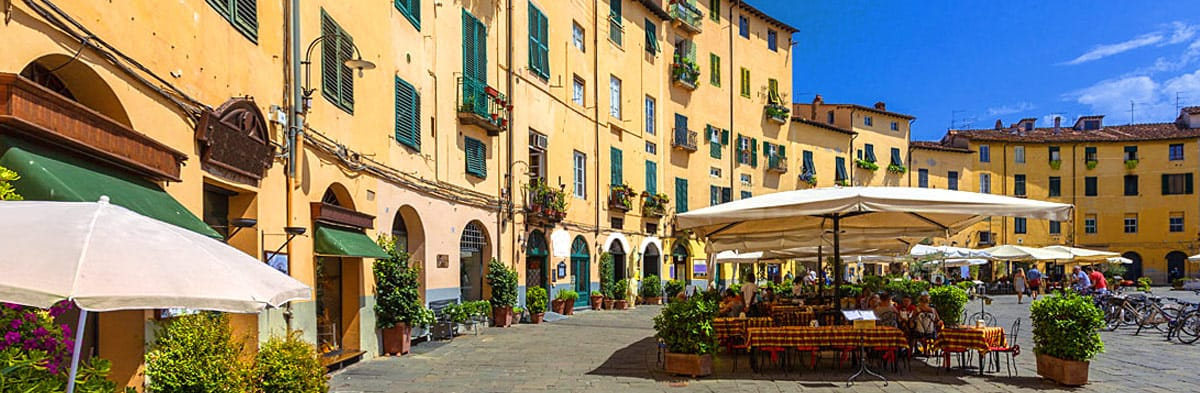 Unique things to do in Lucca