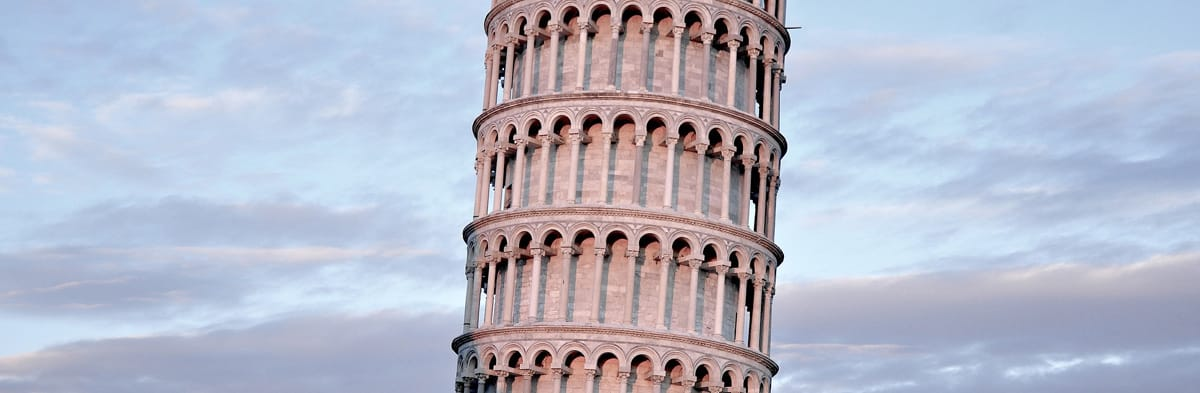10 facts about the Leaning Tower