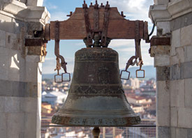 The oldest bell known as Pasquareccia