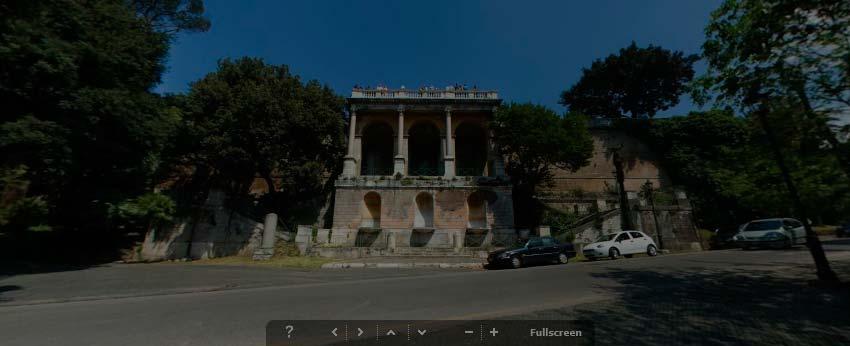 Terrazza Del Pincio Roma Italyguides It