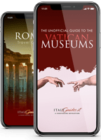 Vatican & Rome travel guides apps of iOS and Android