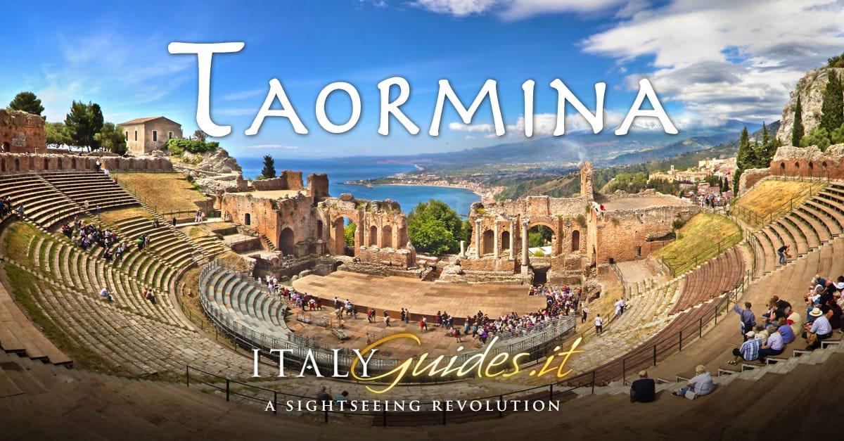 taormina karta Taormina Map   Interactive map of Taormina, Sicily   Italy  taormina karta
