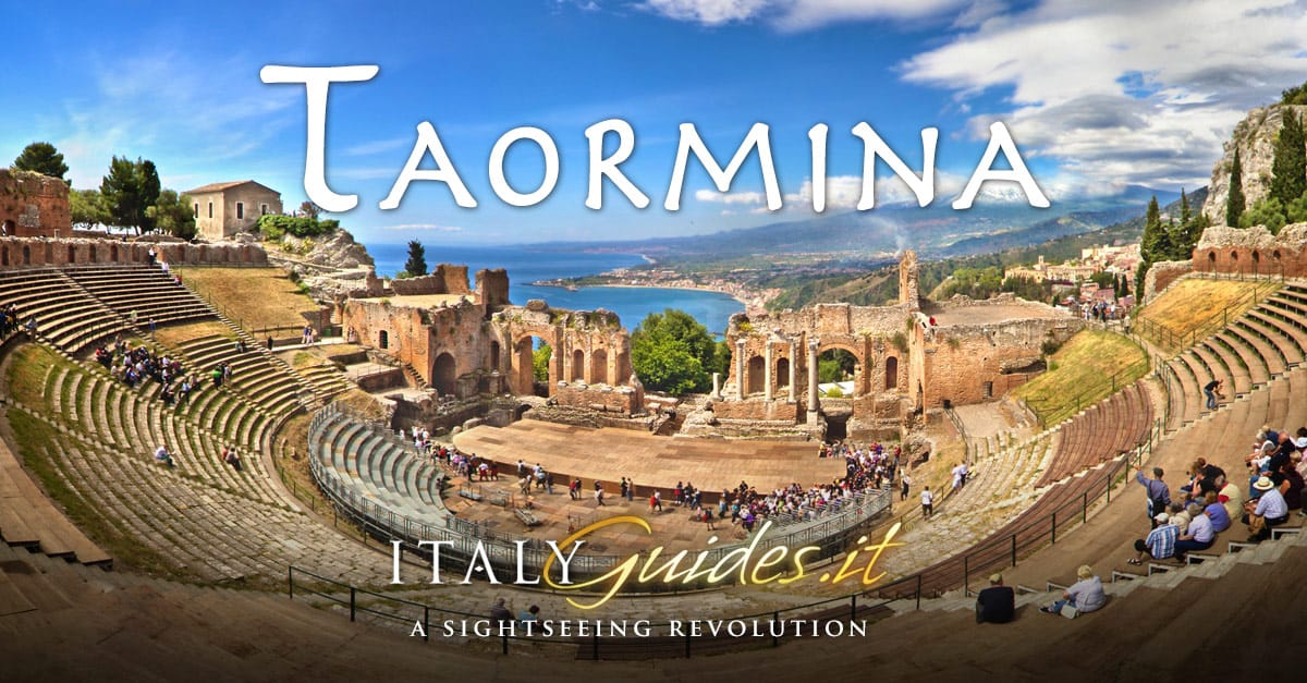 Taormina Map Interactive Map Of Taormina Sicily Italy